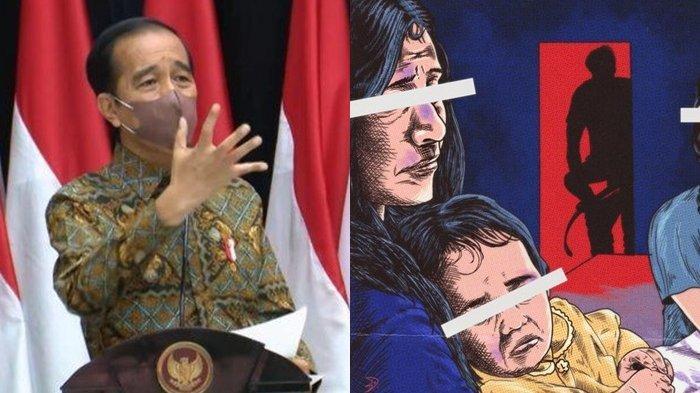 Jokowi 'Turun Tangan', Kasus Pemerkosaan 3 Anak di Luwu Timur, Polri Didorong Buka Penyelidikan