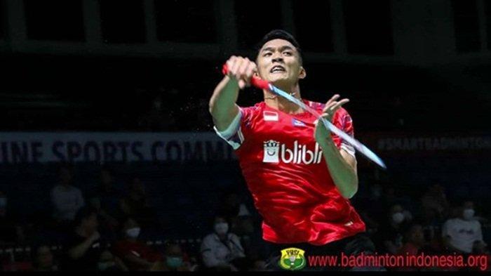 Jonatan Christie Tersingkir pada Babak Pertama,Thailand Open II, Mengaku Kurang PD