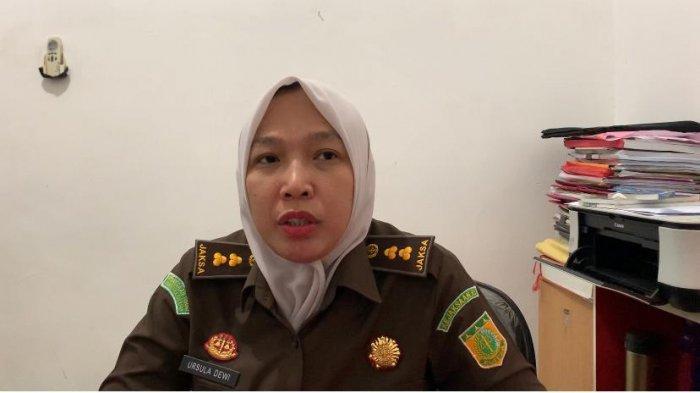 JPU Kejari Palembang, Ursula Dewi.