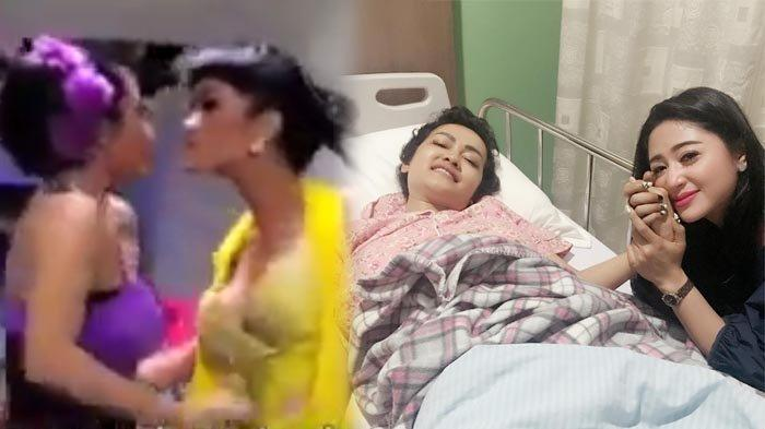 Dewi Perssik Bongkar Rahasia Saat Cakar-cakaran dengan Mendiang Julia Perez 'Banyak yang Manasin!'