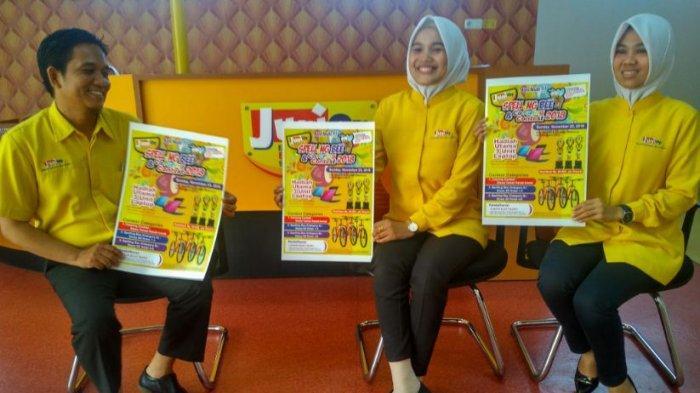 Peringati Hari Anak Sedunia, Junior English For Elementary School Students Palembang Gelar Lomba