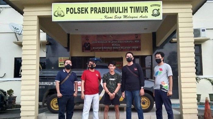 Beraksi di Prabumulih, Jupri Diringkus Polisi Setelah Tiga Tahun Buron