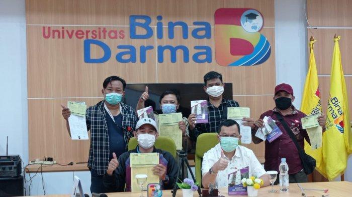 Ramai-ramai Wartawan Mulai Daftar Kuliah S2 ke Bina Darma