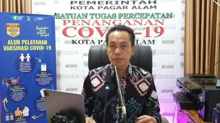 Update Kasus Penularan Virus Corona di Pagaralam, Bertambah Tiga orang