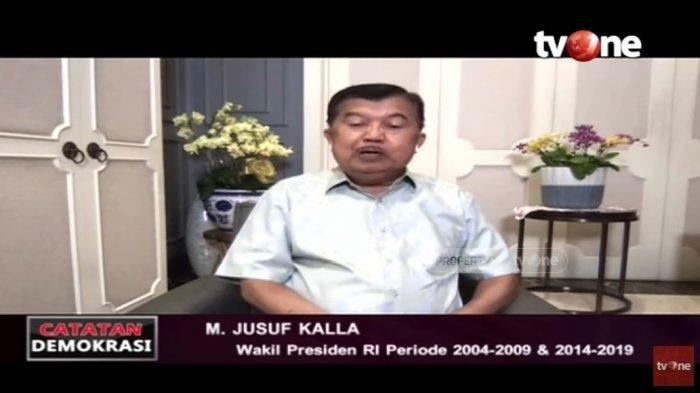Jusuf Kalla : Pemerintah Tak Perlu Turun Tangan Soal Sumbangan Rp 2 T, Cukup Kapolda Bilang Hentikan