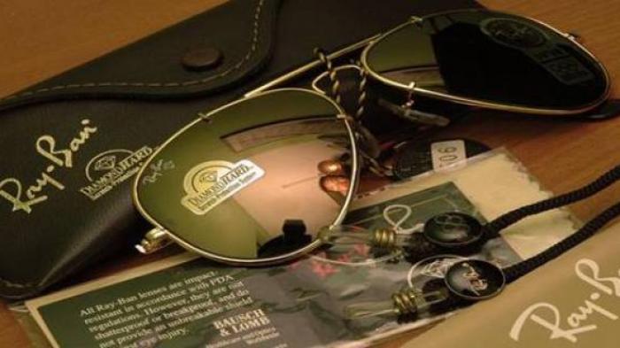 Ini Dia Cara Membedakan Kacamata Rayban Yang Original Dan Palsu Halaman All Tribun Sumsel
