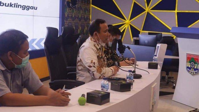 Kadis Kominfo Pimpin Rapat Pengintegrasian Aplikasi OPD Di Lingkungan Pemkot Lubuklinggau