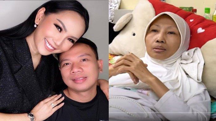 Rumah Tangga Kalina & Vicky Prasetyo Retak? Sang Istri Pilih Pergi dari Rumah, Vicky Tak Menghalangi