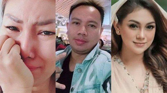 Geramnya Kalina Ocktarannya, Tangkap Basah Vicky Prasetyo Cium Celine Evangelista Saat Mabuk