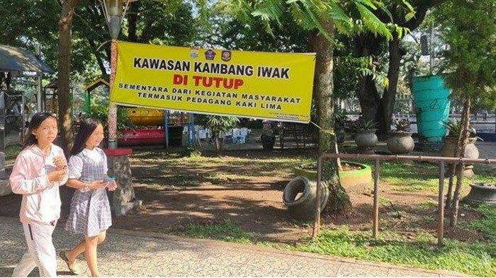 Palembang Zona Merah Covid-19, Pemkot Tutup Kambang Iwak, BKB dan Taman Kelengkeng