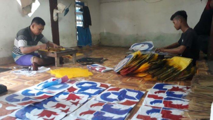 Melihat Kampung Layang-layang di 29 Ilir Palembang, Hampir Setiap Rumah Produksi Layang-layang