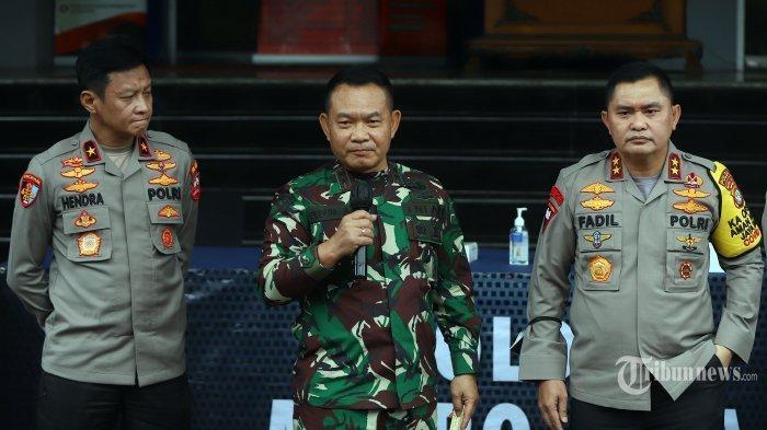 Viral Ucapan Pangkostrad Letjen Dudung Abdurachman Saat Beri Sambutan, Jadi Pro dan Kontra