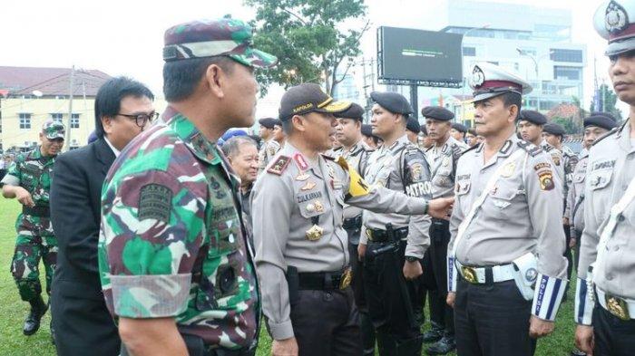 3.000 Pasukan Gabungan Disiagakan untuk Amankan Natal dan Tahun Baru