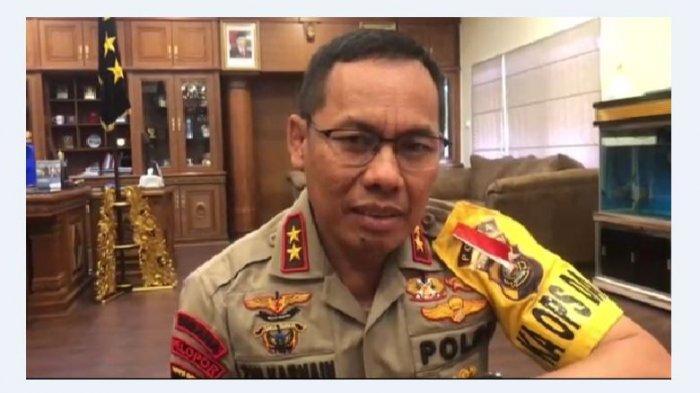 Kapolda Sumsel Minta Kelompok Massa Pikirkan Kembali Manfaat Berangkat ke Jakarta