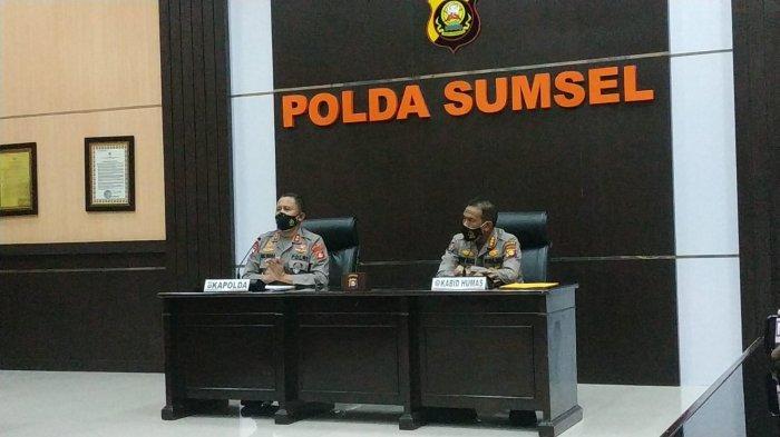 Setelah Meminta Maaf Dukungan Berdatangan Untuk Kapolda Sumsel, 'Bukan Salah Bapak'