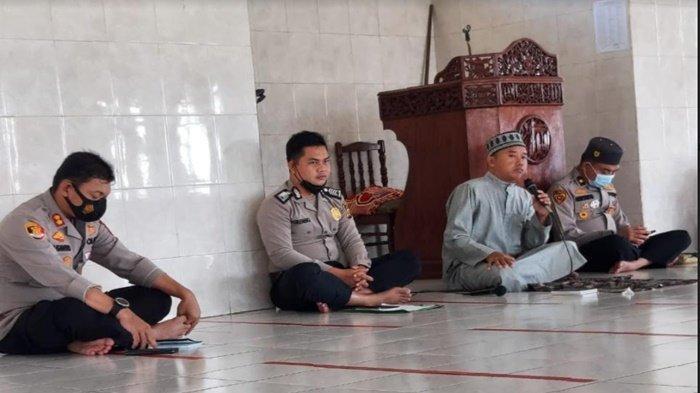 Polres Ogan Ilir Gelar Pembacaan Yasin dan Doa Bersama Guna Kelancaran Harkamtibmas