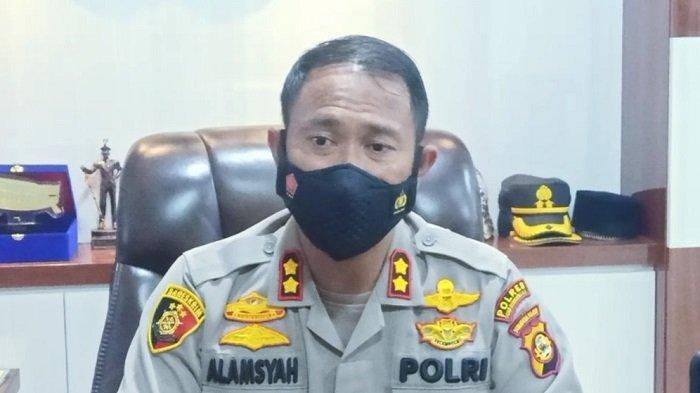 BREAKING NEWS: Kapal Hantu Ditemukan di Tulung Selapan OKI, Sempat Belok Arah Hindari Polisi