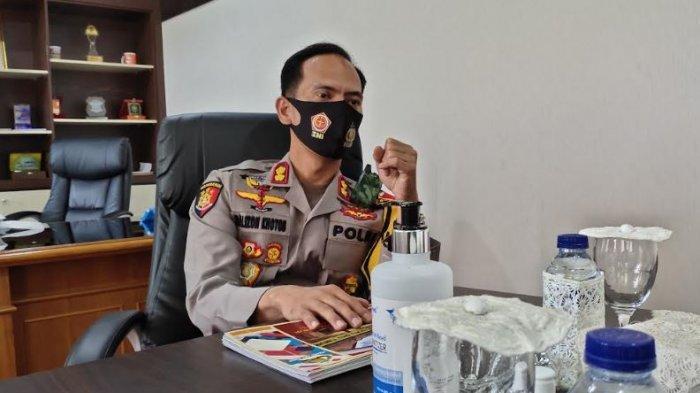 Kasus Covid-19 Mengkhawatirkan, Polres OKU Timur Setop Pemberian Izin Keramaian