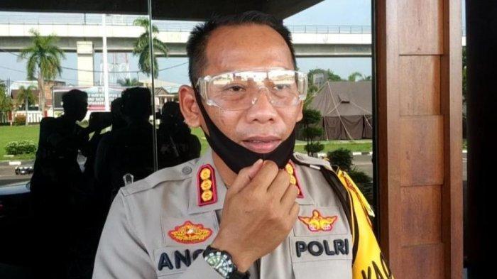 Ruang Tahanan Overload, Kapolrestabes Palembang Imbau Masyarakat Jangan Berbuat Kejahatan