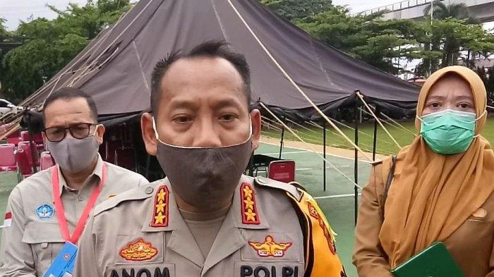 2 Hari Sosialisasi, Setelah Itu Warga Palembang Tidak Pakai Masker Langsung Diisolasi
