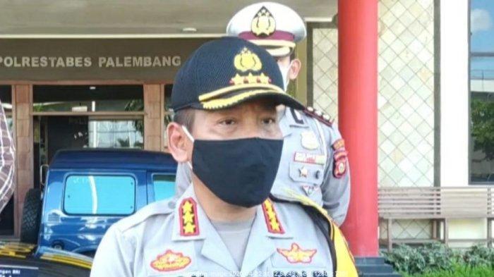 Bukan Penutupan, Polrestabes Palembang dan Dishub Buka Check Poin Pemeriksaan di Perbatasan