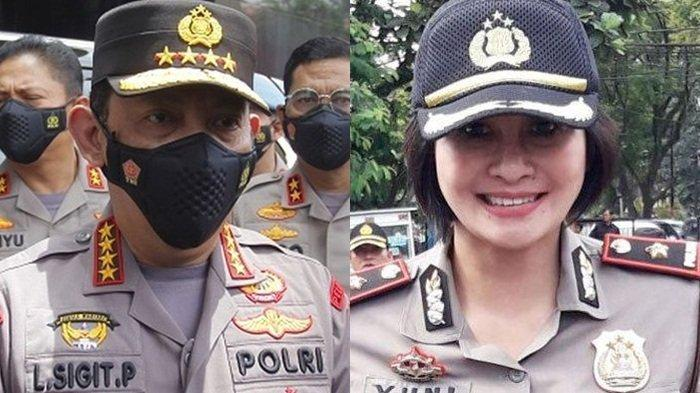 KAPOLRI Jenderal Listyo Sigit Prabowo Beri Sanksi Pecat! Nasib Kapolsek Astanaanyar Yuni Purwanti