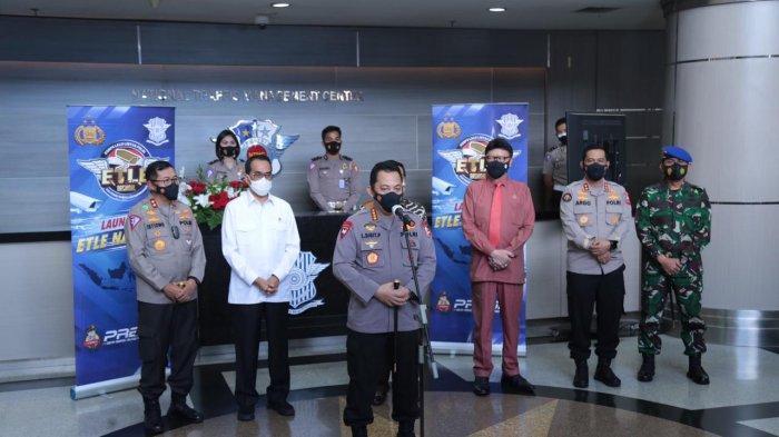 Kapolri Resmi Launching ETLE atau Tilang Elektronik Nasional Tahap 1, 12 Polda Mulai Terapkan