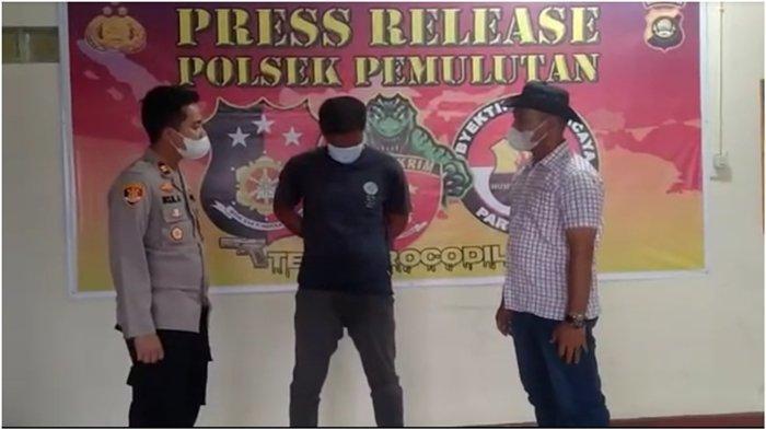Ipda Zulkarnain Kembali Jabat Kanit Reskrim Polsek Pemulutan,Tangkap Buronan Pencuri Aset Perusahaan