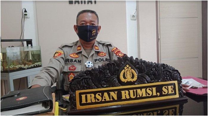 Ini Sosok Polisi yang Selamatkan Junaidi Dari Amuk Massa, Kasus Pembunuhan Gegara Peloroti Celana