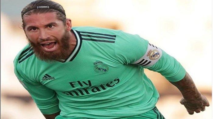 Sergio Ramos Resmi Bergabung Dengan PSG, Ini Deretan Prestasi yang Pernah Diraih