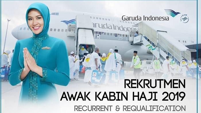 Lowongan Kerja Terbaru Garuda Indonesia (Persero) 2019: Cek di Sini Syarat dan Cara Daftar