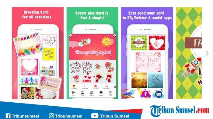 Cara Buat Kartu Ucapan Lebaran (Idul Fitri) di Smartphone/Android Sesuai Kreativitas Kalian (Gratis)