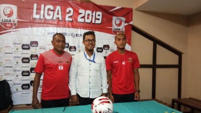 Sriwijaya FC Vs Persibat Batang Besok, Akbar Zakaria : Kami Sudah Move On
