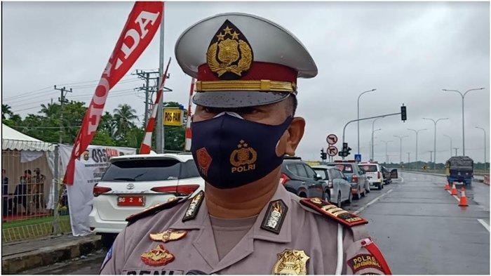 Libur Nataru Ada 3.000 Lebih Orang Lintasi Tol Palembang-Lampung, 2 Pelancong Reaktif Covid-19