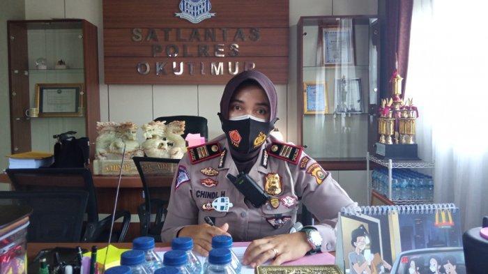 Kasat Lantas Polres OKU Timur Ingatkan Bahayanya Pakai Sepeda Motor Bodong