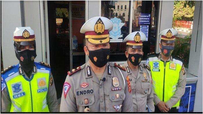Antisipasi Serangan, Satlantas Polrestabes Palembang Terapkan Buddy System, Pengawasan Lewat CCTV