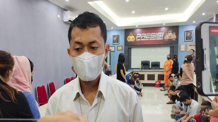 Digrebek di Kafe RD Palembang, Tiga Dari 37 Pengunjung Dirawat Inap, BNN Sumsel: Pemakai Berat