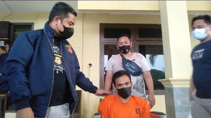 Fakta Lain Suami Penganiaya IRT di Banyuasin, Kasat Reskim: Tes Urine Positif