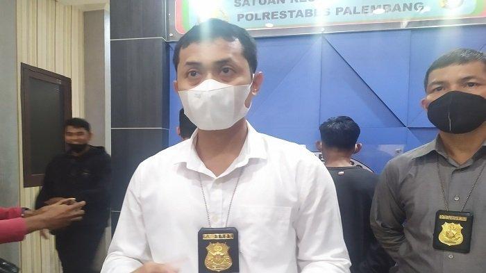 Kasat Narkoba Polrestabes Palembang AKBP Andi Supriadi Dimutasi, Ini Penggantinya