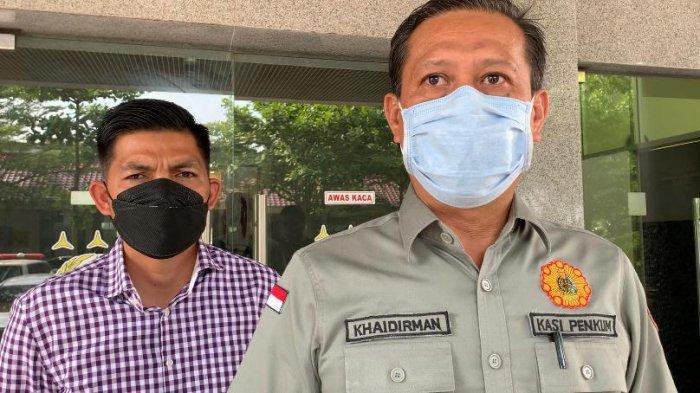Bawa 25 kg Sabu, Taufik Hidayat Dituntut Hukuman Mati