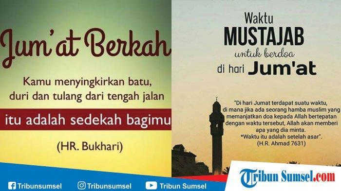 Kata Mutiara Hari Jumat Islami