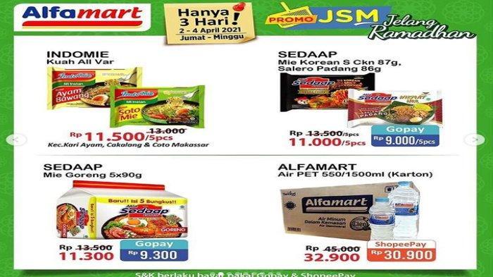 Katalog Promo ALfamart JSM Spesial Ramadhan V
