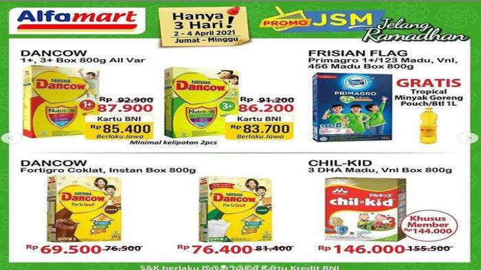 Katalog Promo ALfamart JSM Spesial Ramadhan VI