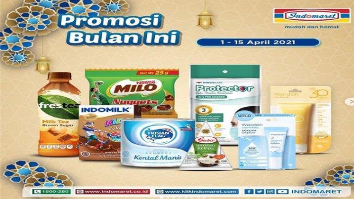 Katalog Promo Indomaret Bulan April, Ada Promo JSM Hingga Spesial Ramadhan