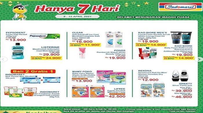 Katalog Promo Keajaiban Ramadhan I