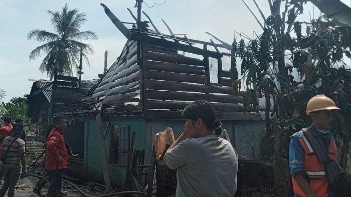 Siang Bolong, Ada Dua Titik Kebakaran di Kabupaten Lahat, 4 Rumah Hangus, 3 Rusak