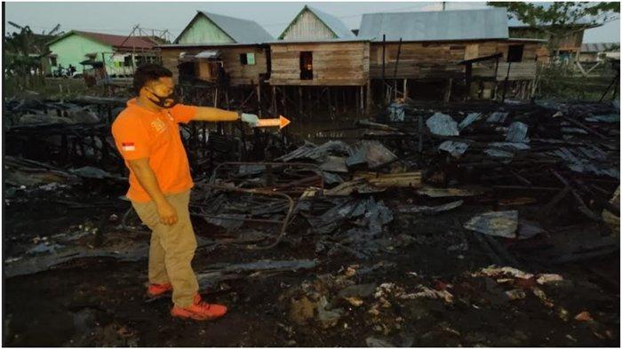 Warga Miskin Korban Kebakaran di Pemulutan Minta Dibangunkan Rumah, Ini Jawaban Dinas Perkim OI