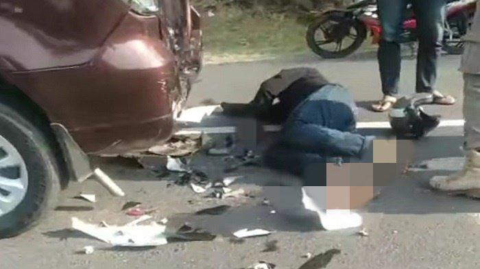 Kecelakaan Beruntun di OKU Timur Tadi Pagi, Libatkan Tiga Mobil dan Dua Motor, 2 Orang Terkapar
