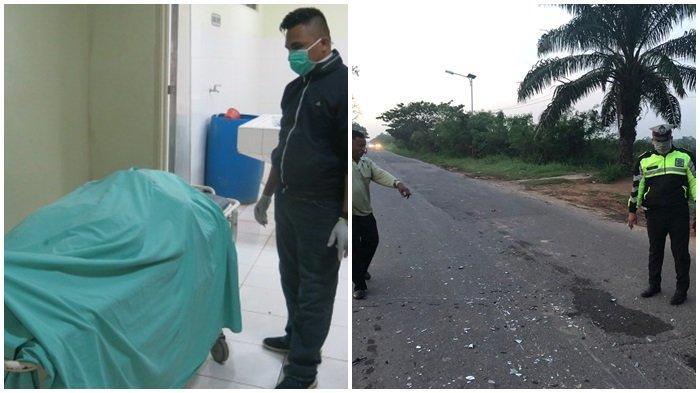 BREAKING NEWS : Kecelakaan Maut Xenia vs Beat di Jalan Gubernur HA Bastari, Pengendara Motor Tewas