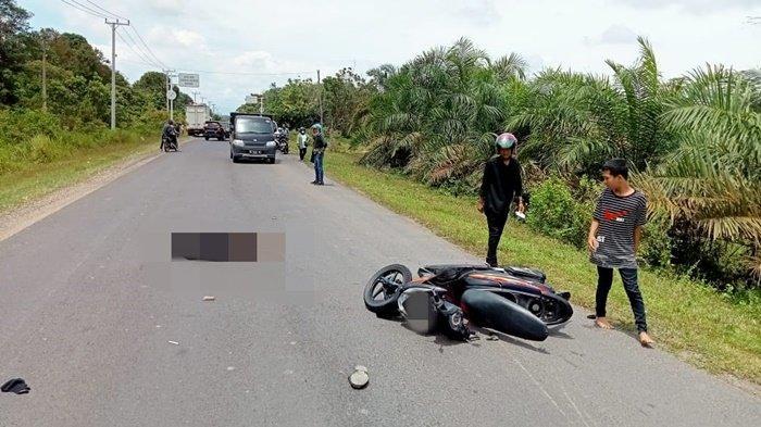 Cerita Kapolsek Karang Jaya Muratara Kaget Lihat Orang Terkapar di Tengah Jalinsum